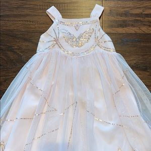 H&M Sequin Toddler Dress